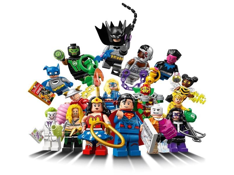 kép nagyítása LEGO Minifigures 71026 tbd-MF2020-1