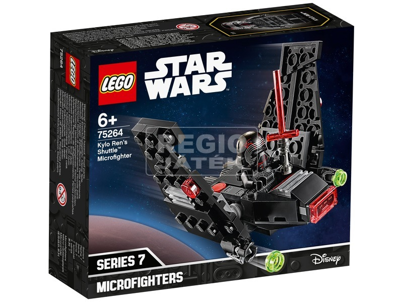 LEGO Star Wars TM 75264 Kylo Ren űrsiklója™ Microfighter