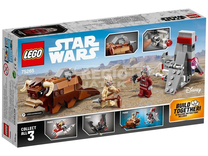 kép nagyítása LEGO® Star Wars™ A T-16 Skyhopper™ a Buckalakó™ ellen Microfighter 75265