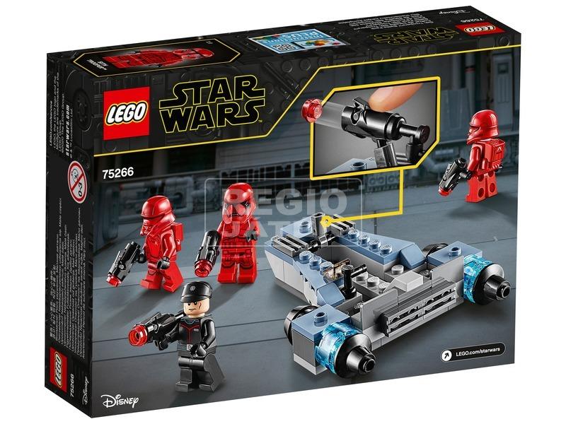 kép nagyítása LEGO Star Wars TM 75266 Sith Troopers™ Battle Pack