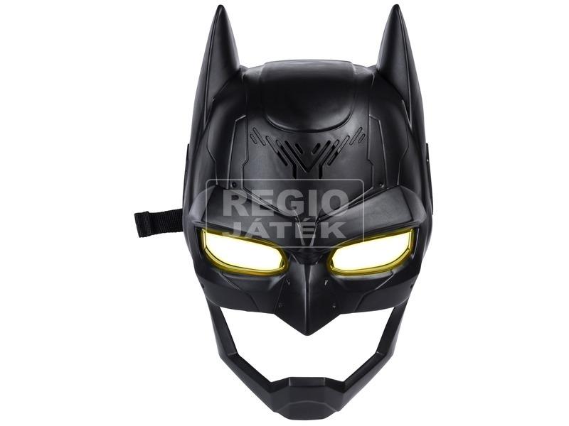 Batman hangváltoztató maszk