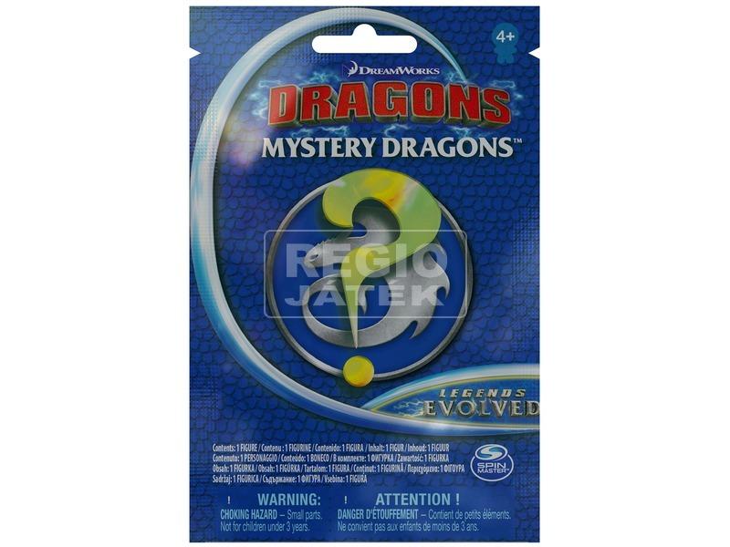 Így neveld a sárkányod - rejtélyes sárkányok 1db-os