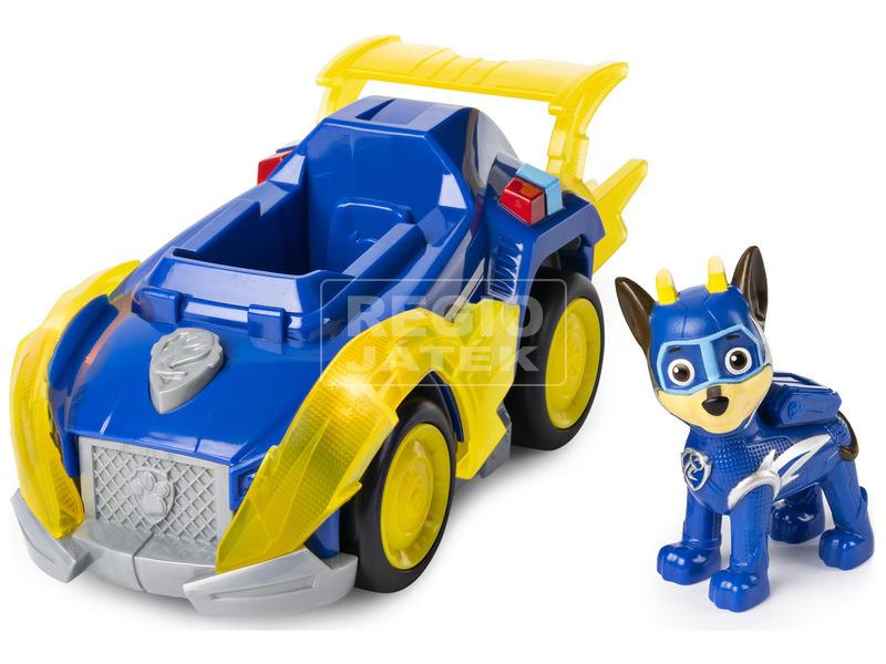 kép nagyítása Mancs őrjárat alap járművek- Mighty pups