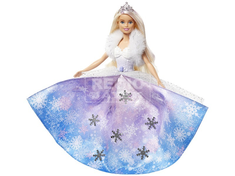 kép nagyítása Barbie télhercegnő