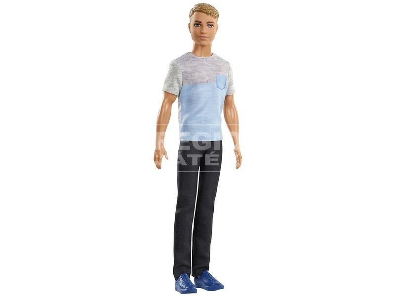 kép nagyítása Barbie Dreamhouse Adventures - Ken alap baba