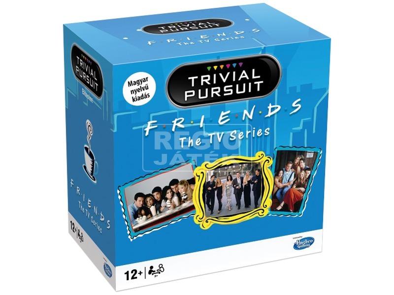 Trivial Pursuit Jóbarátok társasjáték