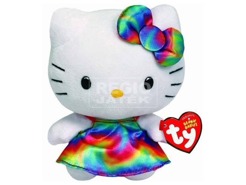 Hello Kitty 15 cm magas plüss, különböző desing