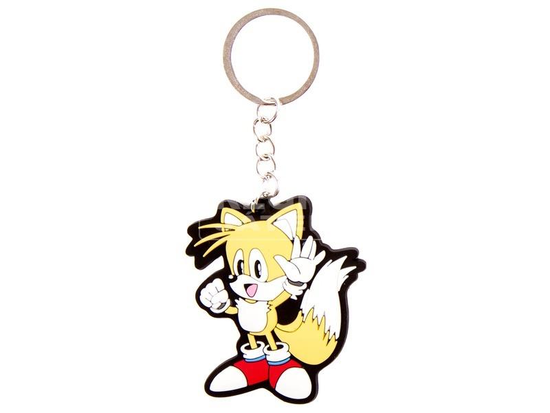 kép nagyítása Sonic figurás kulcstartó - 6 cm, többféle