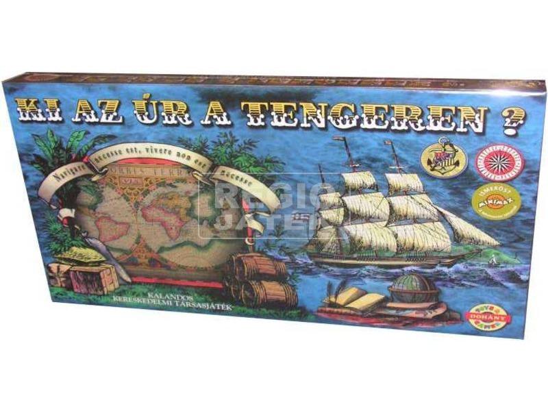kép nagyítása D-Toys: Ki az úr tengeren? kalandos kereskedelmi társasjáték