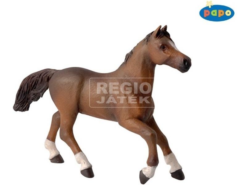 Papo futó barna ló 51075