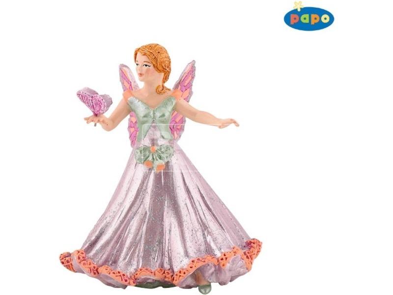 Papo pillangószárnyú tündér figura 38806