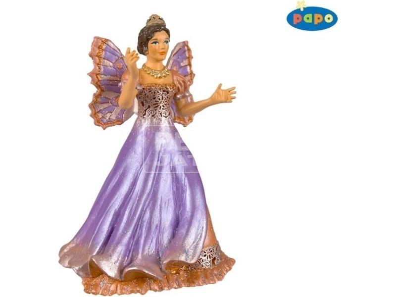 Papo pillangószárnyú tündérkirálynő figura 38807