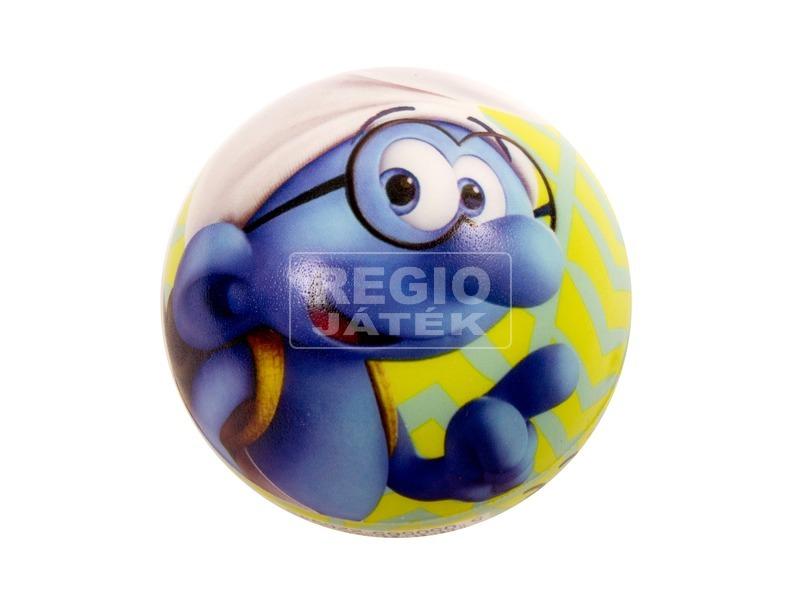 Hupikék Törpikék labda - 7 cm, többféle