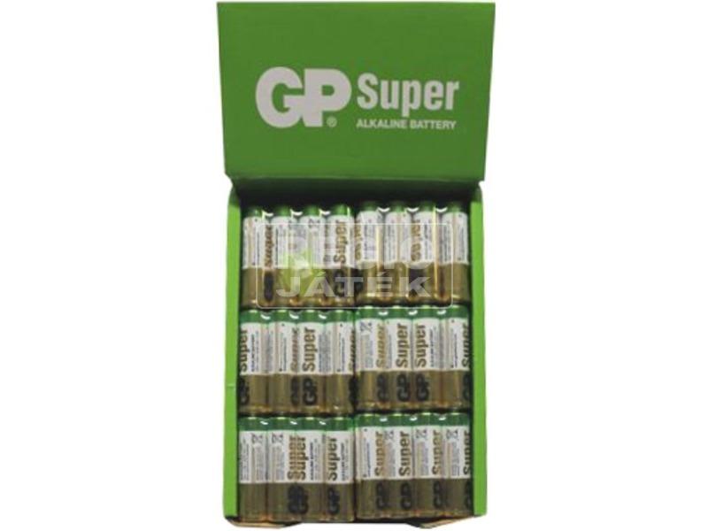 GP Super Alkaline AA ceruzaelem 4 darabos készlet