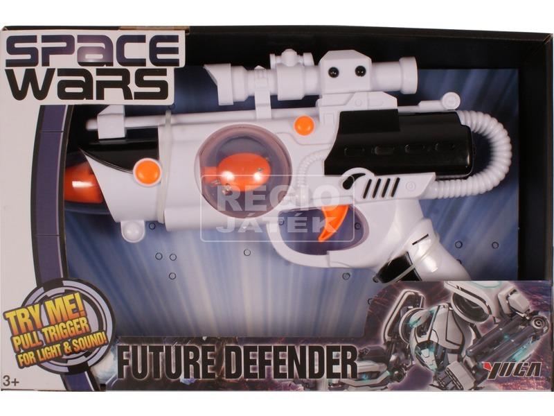 Space Wars világító lézerpisztoly