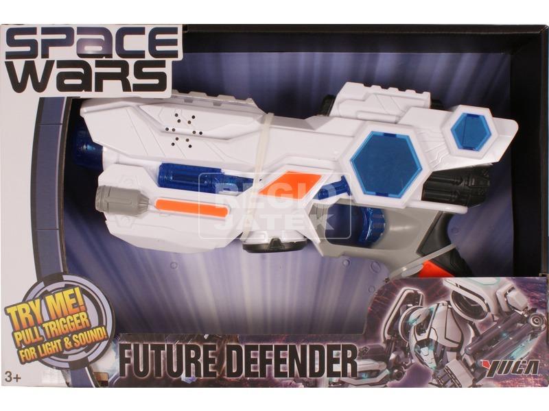 Space Wars villogó lézerpisztoly