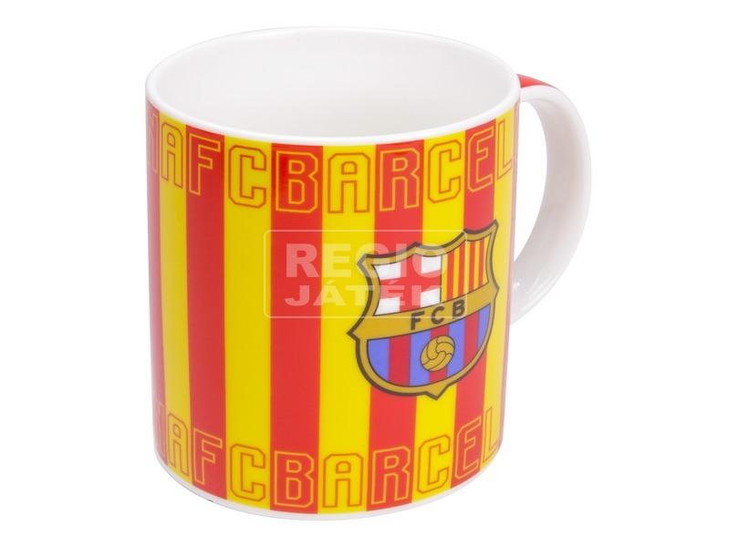FC Barcelona bögre - piros-kék, 300 ml