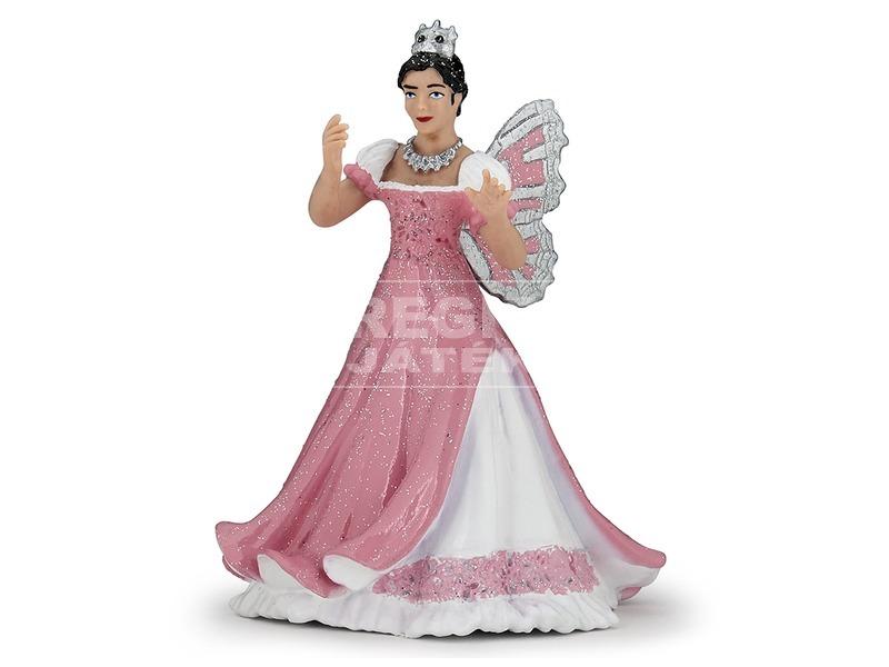 Papo rózsaszín manó királynő 39134