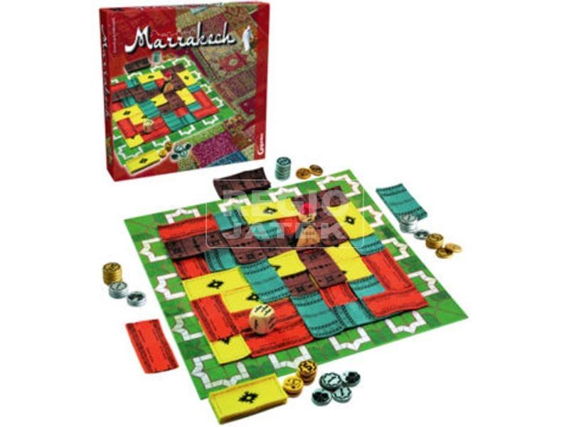 Gigamic: Marrakech szőnyegkereskedő társasjáték