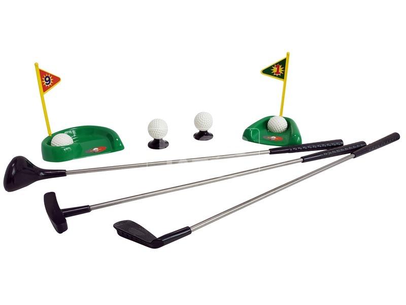 Fém golf szett 15 db-os