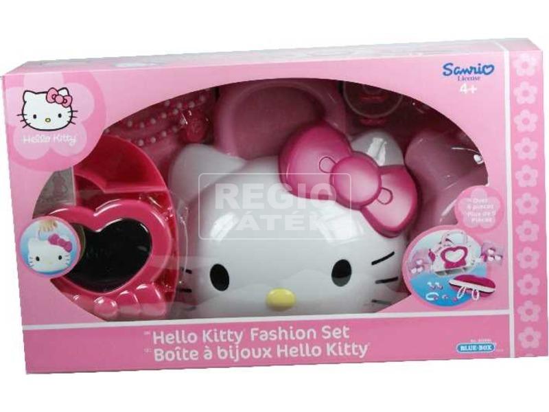 Hello Kitty divat kiegészítő készlet