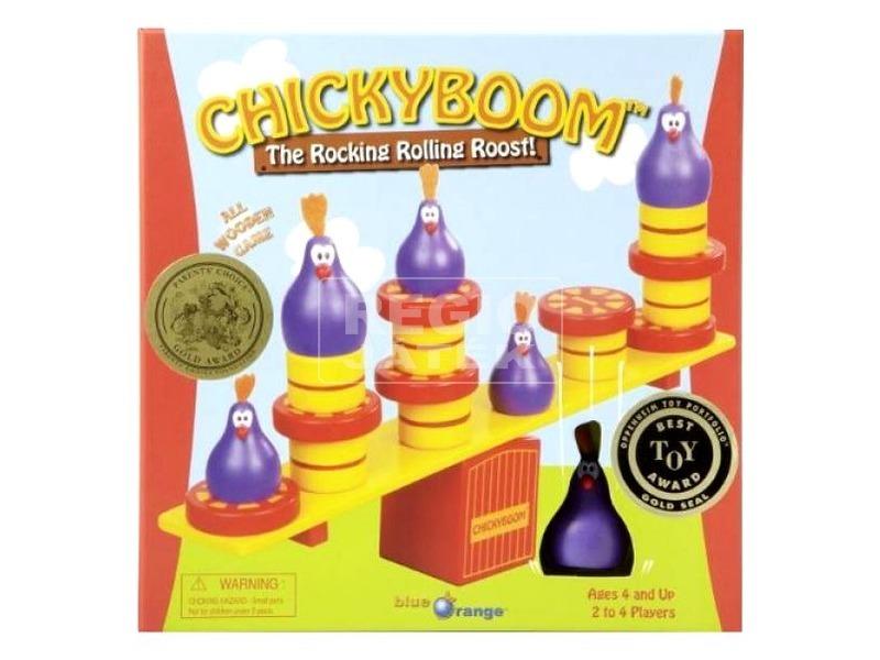 Chicky Boom társasjáték Blu