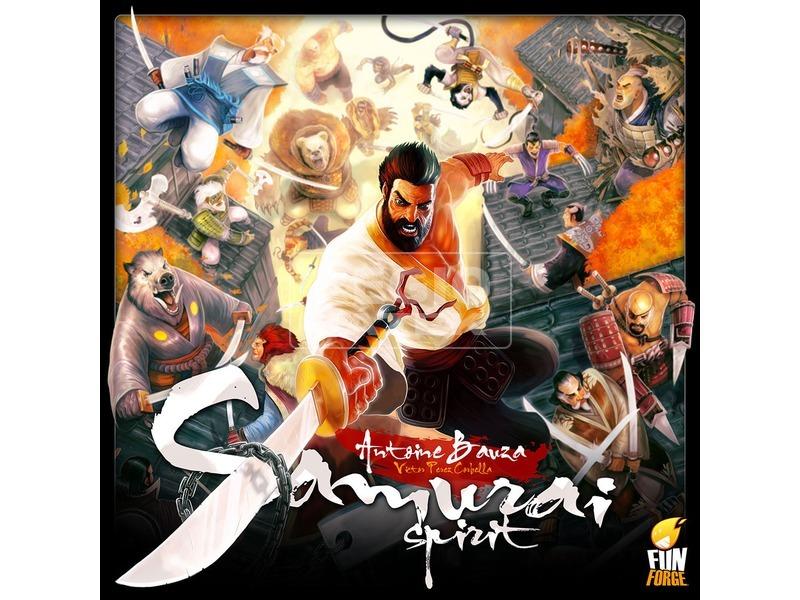 Szamuráj szellem társasjáték FUN