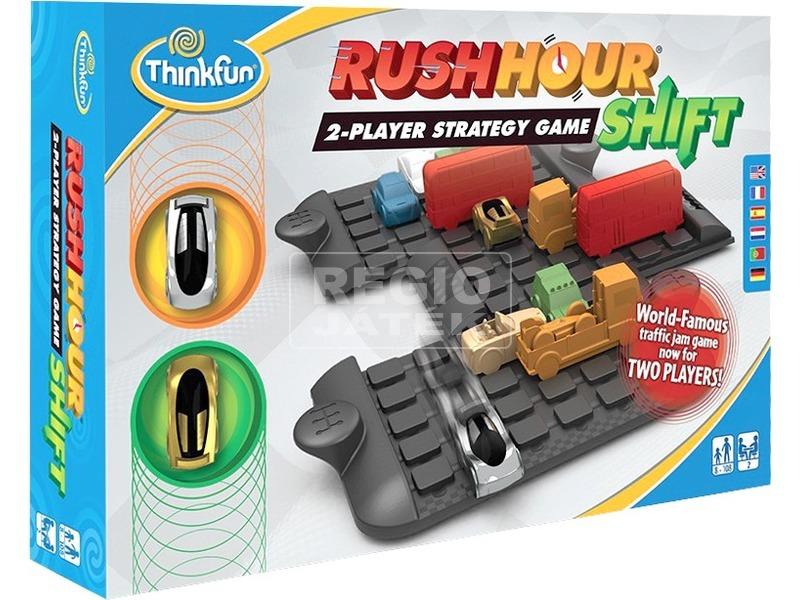 Rush Hour Shift kétszemélyes logikai játék