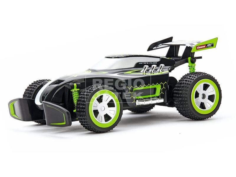 kép nagyítása Carrera RC Green Cobra távirányítós autó - 28 cm