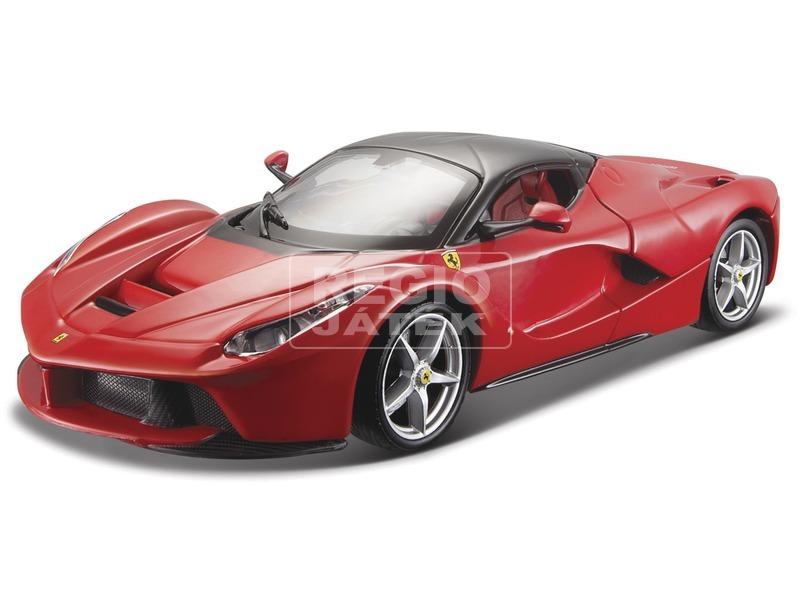 Bburago Ferrari 1:24 R&P La Ferrari piros