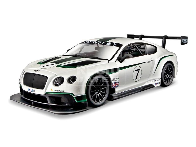 Bburago 1:24R&P Bentley Continental G