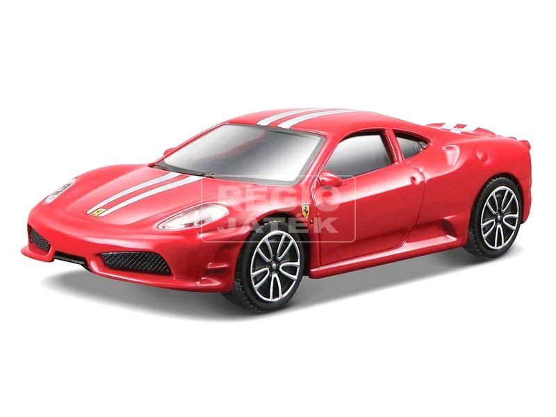 kép nagyítása Bburago Race Play Ferrari autó - 1:43, többféle
