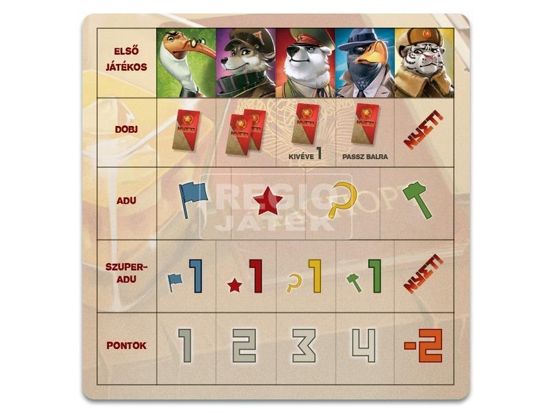 kép nagyítása Nyet kártyajáték