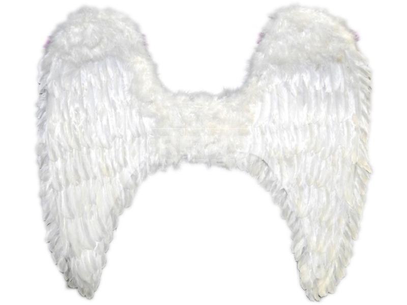 kép nagyítása Tollas angyalszárny - 70 cm