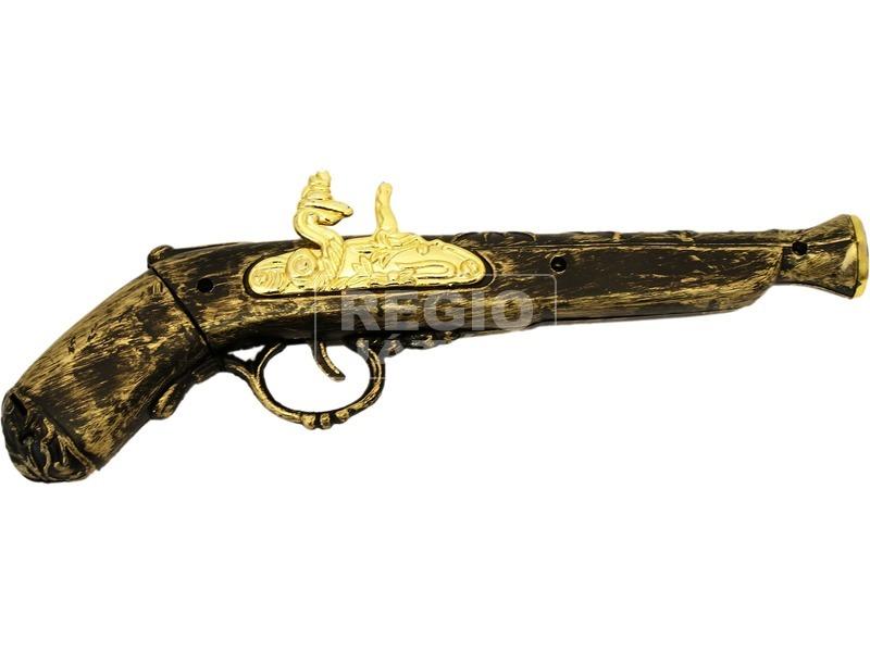 Antik kalóz pisztoly