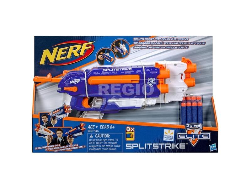 Nerf Splitstrike szivacslövő 2IN1