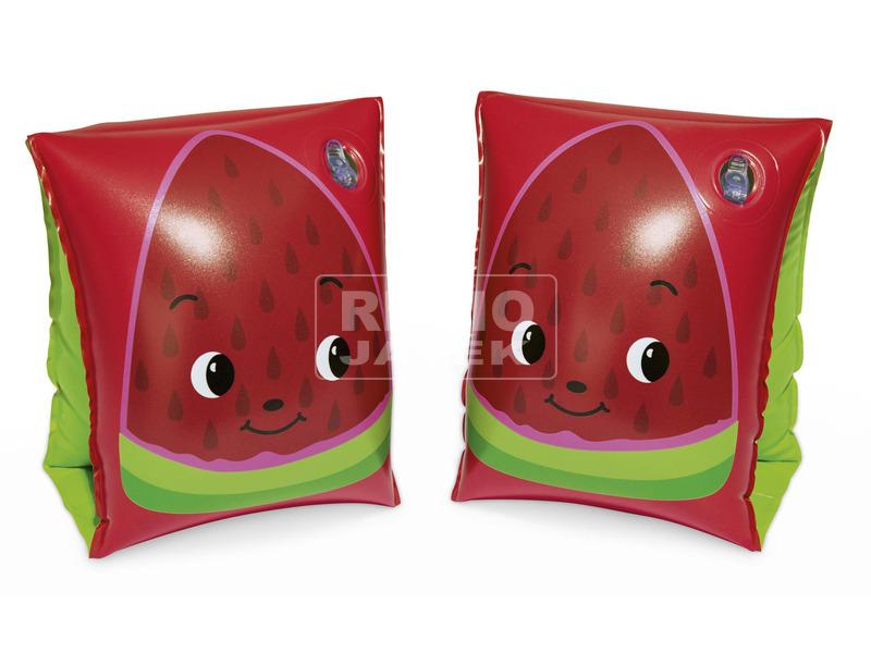 kép nagyítása Delfin mintás karúszó - 23 x 15 cm
