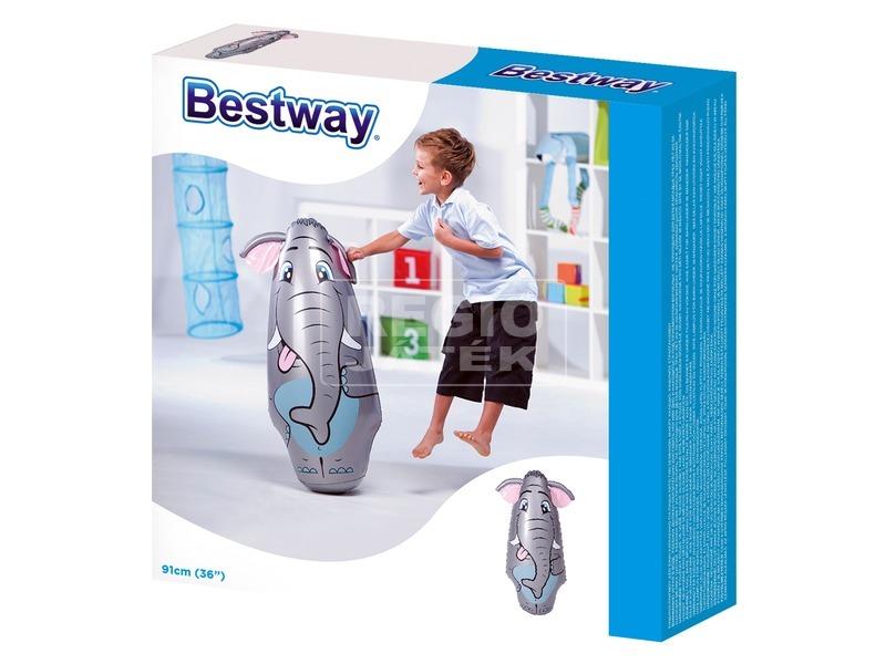Bestway 52152 Állatfigurás boxzsák 91 cm, többféle