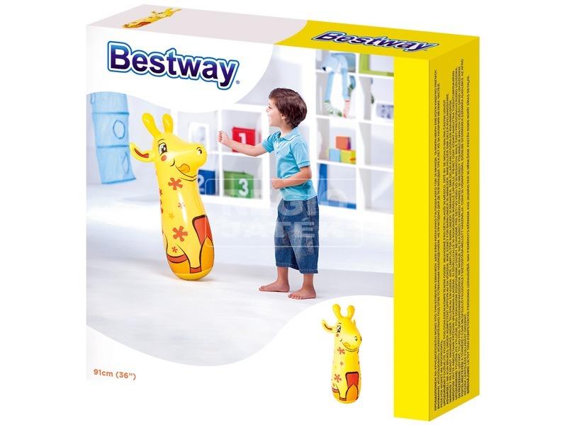 kép nagyítása Bestway 52152 Állatfigurás boxzsák 91 cm, többféle