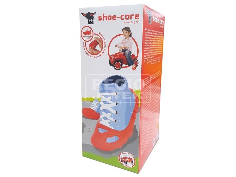 BIG piros cipővédő 21-27 méretben