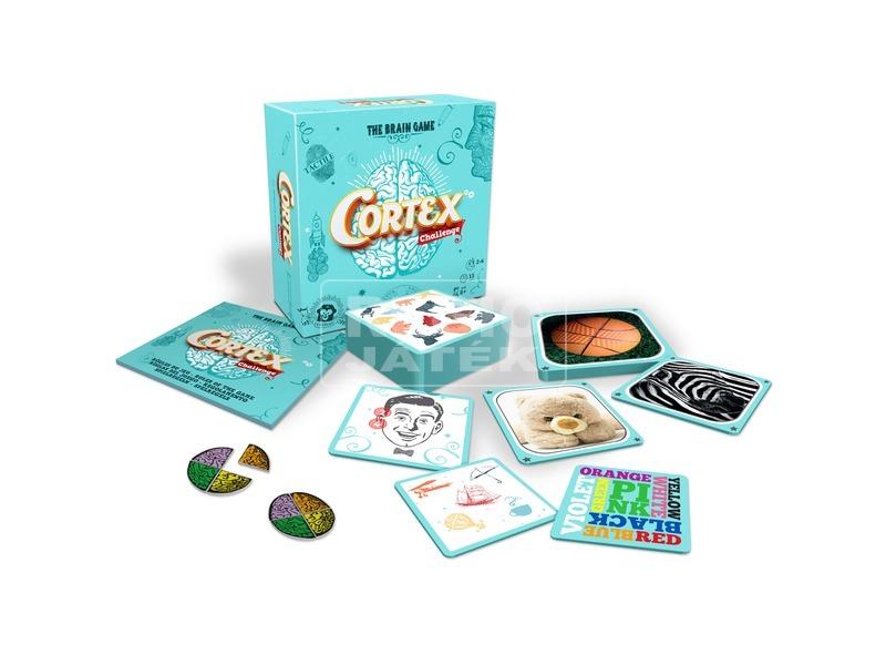 kép nagyítása Cortex Challenge – IQ party társasjáték