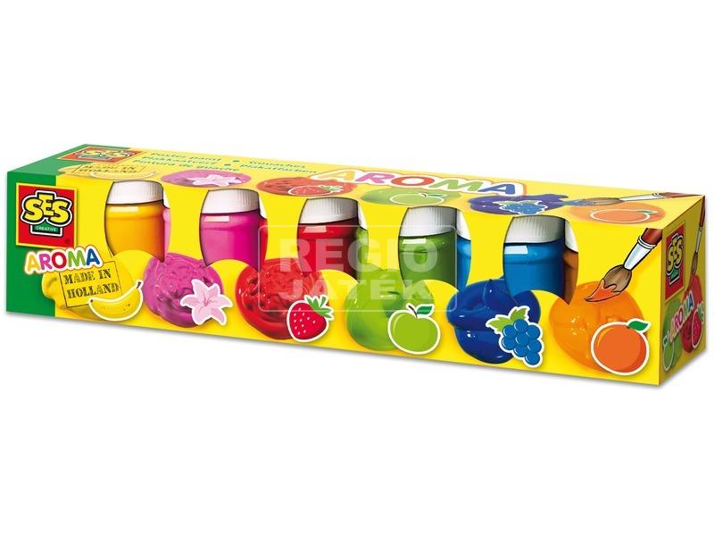 SES illatos festék - 6 x 50 ml