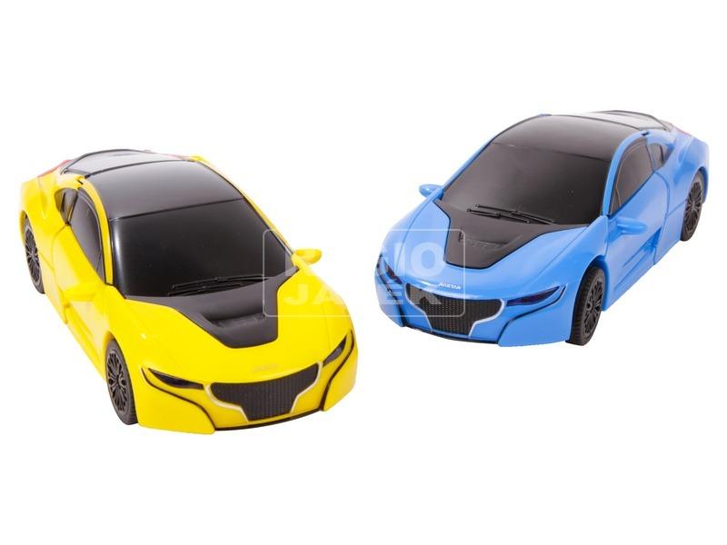 kép nagyítása Fém autó transformers, 1:32