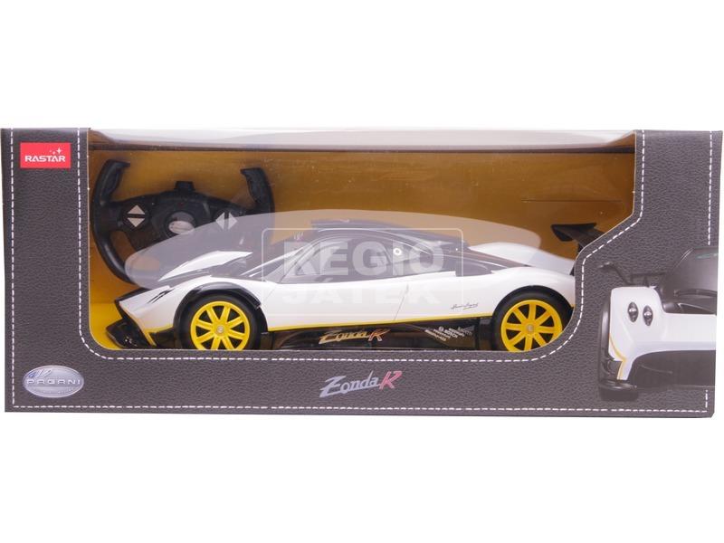 Pagani Zonda távirányítós autó - fekete, 1:14