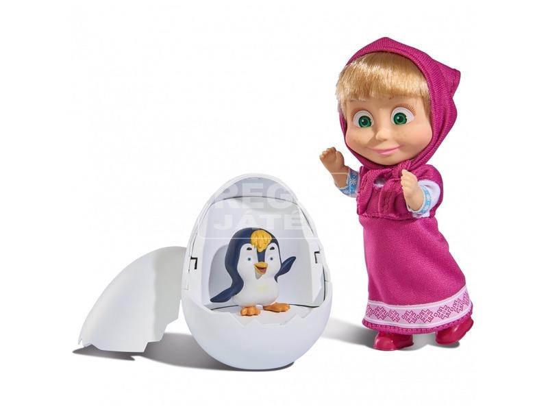 kép nagyítása Masha pingvinnel készlet