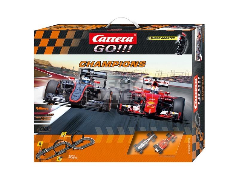 Carrera Go! Champions