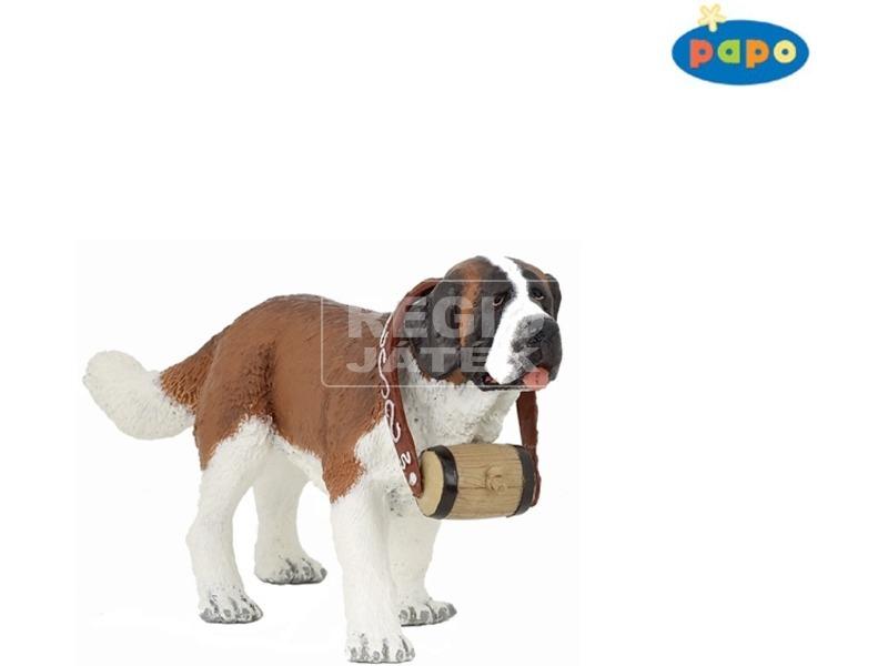 Papo bernáthegyi kutya figura