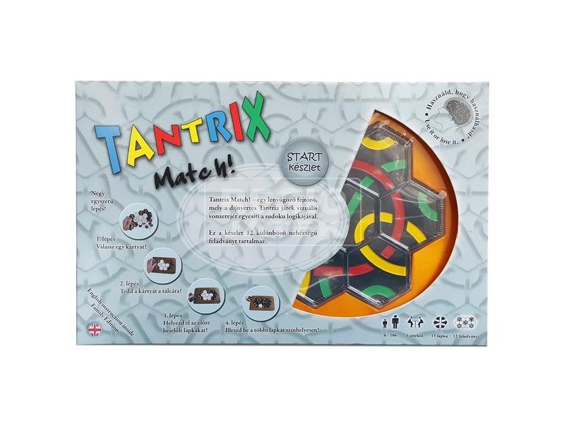 Tantrix Match logikai játék