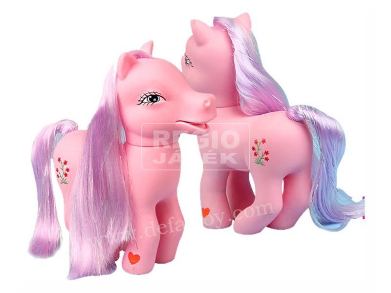 Defa Lucy hangot adó póni - 24 cm, rózsaszín