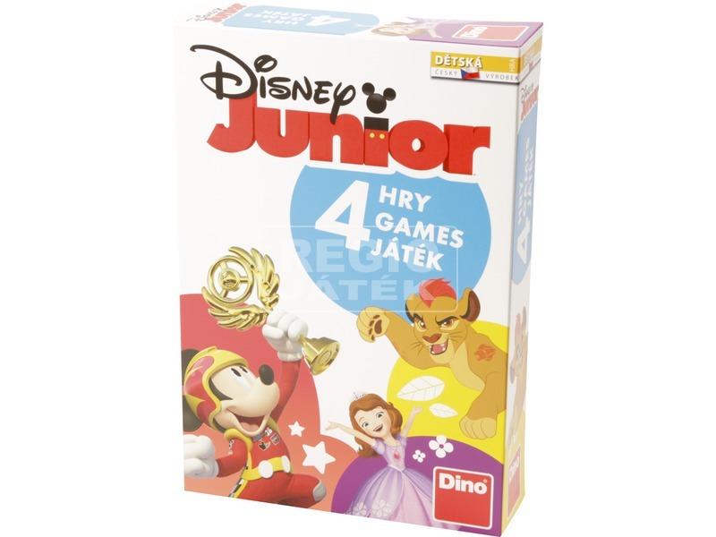 Disney junior 4 az 1-ben társasjáték